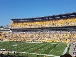 Pittsburgh Steelers Virtual Seating Chart Pittsburgh Steelers Seating Guide Heinz Field