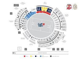 2019 Stadium Seating Map Sydney Roosters Regarding Scg