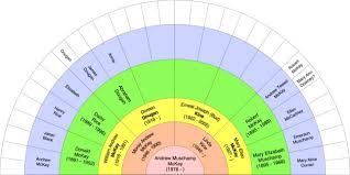 My Fan Chart My Family Tree Muskblog