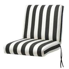 black and white striped patio cushions cool white outdoor seat cushions outdoor chair cushions outdoor cushions