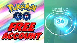 HOW TO GET A FREE POKEMON GO ACCOUNT TODAY - YouTube