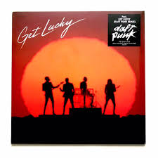 "Daft Punk - Get Lucky (12"" Single)"