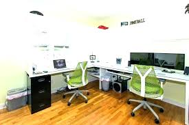 home office furniture for two. Simple For Two Person Desk Home Office Corner  On Home Office Furniture For Two