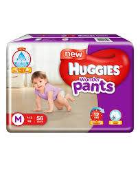 huggies size 7 huggies wonder pants medium size pant style diapers 56 pieces online