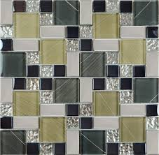 kitchen wall tiles. Front Of Crystal Glass Tile Vitreous Mosaic Wall Tiles Kitchen