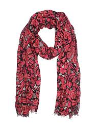 Details About Louis Vuitton Women Pink Scarf One Size
