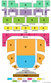 Music Hall Center Detroit Seating Chart Music Hall Kansas City Seating Chart