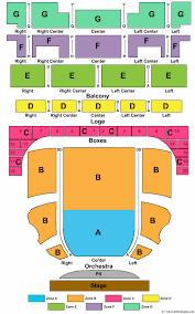 Music Hall Kansas City Seating Chart