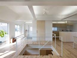 interior design old house. apartment with staircase in center interior design old house