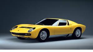 The 1972 Lamborghini Miura SV | OTTORITY classic cars