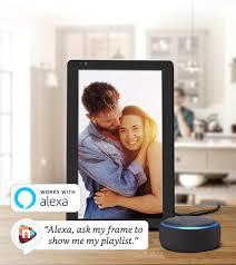 Alexa Digital Photo Frames | Ask Alexa | Nixplay