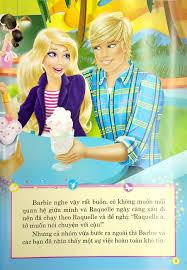 Sách Barbie - Bí Mật Thần Tiên - FAHASA.COM