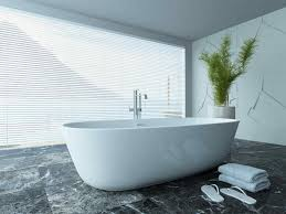 blinds for bathrooms. Bathroom-Faux-Wood Blinds For Bathrooms