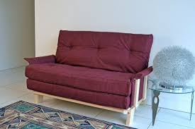 futons for small spaces. Contemporary Small Compact Futon  Prime Plum With Optional Detachable Arms  Throughout Futons For Small Spaces 2