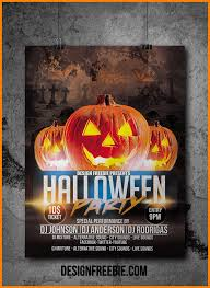 Halloween Flyers Templates 022 Template Ideas Halloween Flyers Templates Free Poster