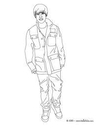 Small Picture Justin Bieber Coloring pages Videos for kids Free Online Games