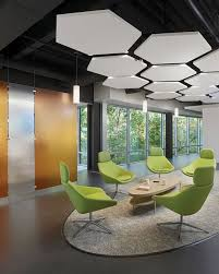 Relaxing Office Design 42 Relaxing Modern Office Space Design Ideas Office