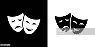 60点の演劇用マスクのイラスト素材クリップアート素材マンガ素材