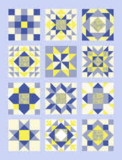 One Block Only Beginner Quilting, beginners can find their ... & A Good Sampling of different quilt patterns Adamdwight.com