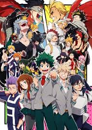 Bnha Seating Chart 71 Facts About Boku No Hero Academia My Hero Academia