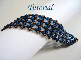 Seed Bead Bracelet Patterns