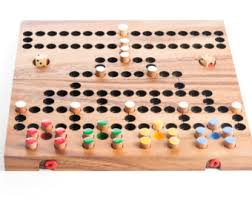 Wooden Games For Adults Wooden family games Etsy 37