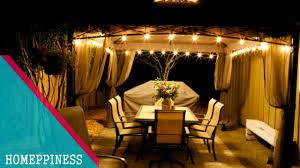 How To Hang Lights In Gazebo Amazing Gazebo Decorating Idea Wedding Decoration For A