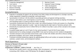 Merchandise Manager Resume Full Size Of Resumeexamples