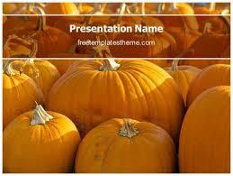 Free Pumpkin Powerpoint Template Free Pumpkin Powerpoint Backgrounds