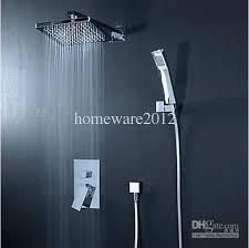 faucet shower head showering a shower heads delta faucet dual