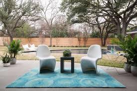 modern outdoor porch rugs