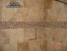 shower remodel glass tiles. Simple Shower Shower Tub Tile Designs Niche Corner Shelf Glass Border Bathroom  Floor Tiles New For Remodel
