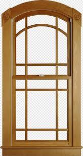 Wood Window Screen Designs Brown Wooden Window Frame Illustration Window Interior