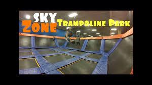 Sky Zone In Memphis Sky Zone Trampoline Park
