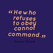 Proverb Quote Picture Kenyan proverb quote about command QuotesCover 17 17976