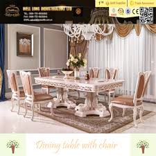 Italian Dining Room Tables Baroque Antique Style Italian Dining Table100 Solid Wood Italy