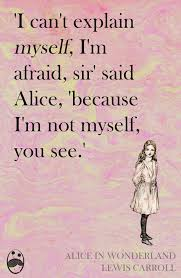 Alice In Wonderland Quote Magnificent Alice In Wonderland Quotes By Lewis Carroll Pook Press