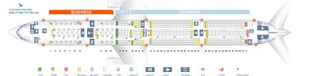 seat map boeing 777 300er three cl cathay pacific