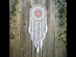 Dream Catchers Wholesale 100 100 100 100 white dream catcher wholesale Borneo Be YouTube 21