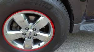 2008 ford escape tire size largest tires on ford escape factory rims youtube