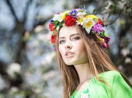 Ukrainian women photo traditional