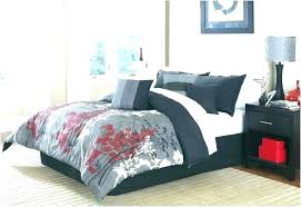 full size of red and white snowflake bedding black queen comforter sets 7 p star hexagram