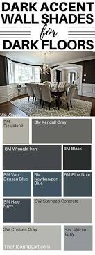 paint color to match dark wood