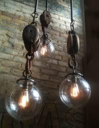 let s stay vintage industrial inspired lighting