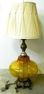 antique glass table lamps incredible table lamps with night light in base designs in table lamp