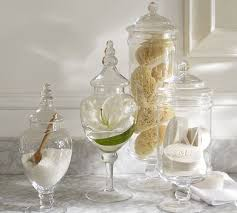 Gorgeous apothecary jars