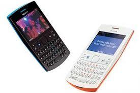 Nokia Asha 205 with dedicated Facebook ...