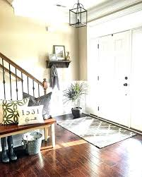 furniture entry rugs for hardwood floors low profile entryway luxury front door absolutely smart foyer
