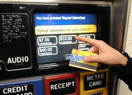 Mta Vending Machines New York Ny Beauteous MTA Cards May Soon Be Replaced By 'contactless' Credit Card As 'E