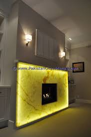 fireplace lighting. backlit onyx fireplaces backlighting surrondings fireplace walls panel led light panels for lighting